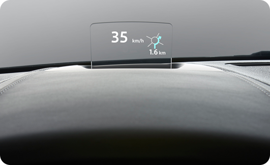 Head-up Displays