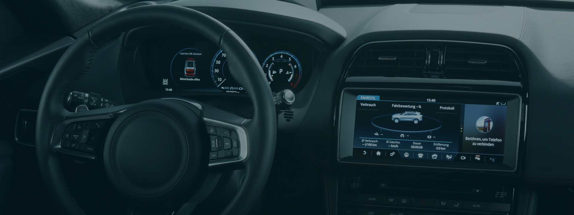 company-car-interior-display-cluster