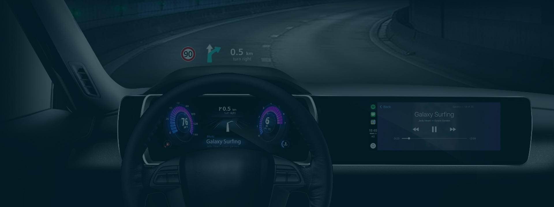 smartcore-cluster-infotainment-head-up-display-visteon-human-machine-interface-example